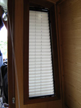 Narrow boat blinds